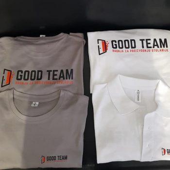 Stamparija Nikitovic stampa na majicama